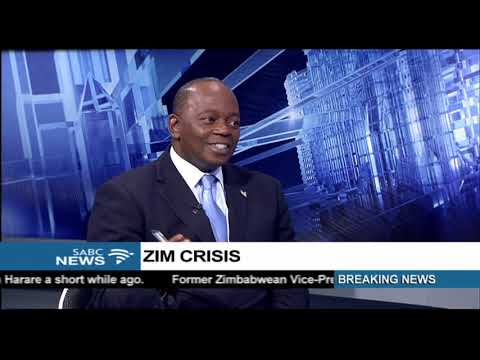 An end game for Mugabe: Analyst