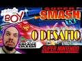 Super Smash Tv O Desafio Super Nintendo Gameplay Do Boy