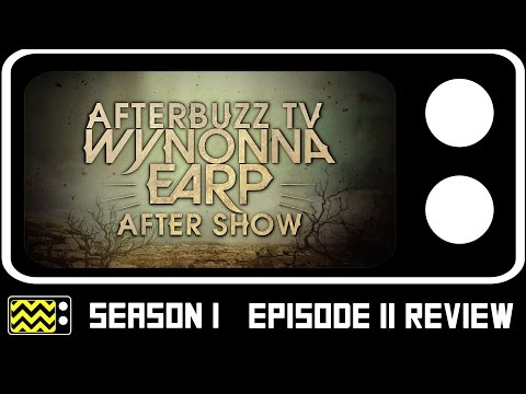 Wynonna Earp Season 1 Episode 11 Review & After Show | AfterBuzz TV