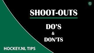 Dit weekend vindt het NK Shoot Out plaats en in de afgelopen weken moesten een aantal Hoofdklasse-spelers eraan geloven,...