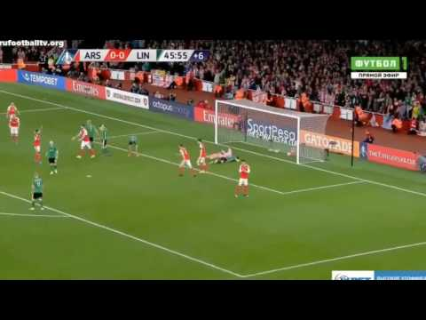 Arsenal v Lincoln city  fa cup highlights