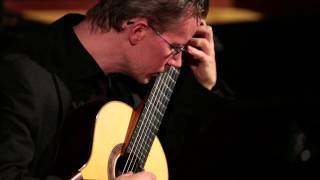 David Härenstam plays Fuoco by R. Dyens