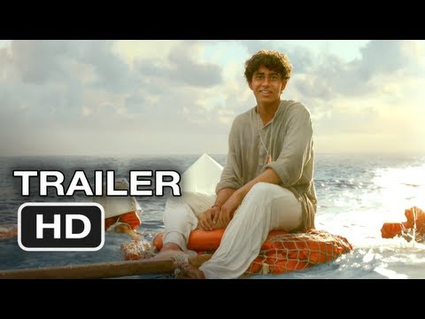 Life of Pi Trailer (2012) Ang Lee Movie HD Video
