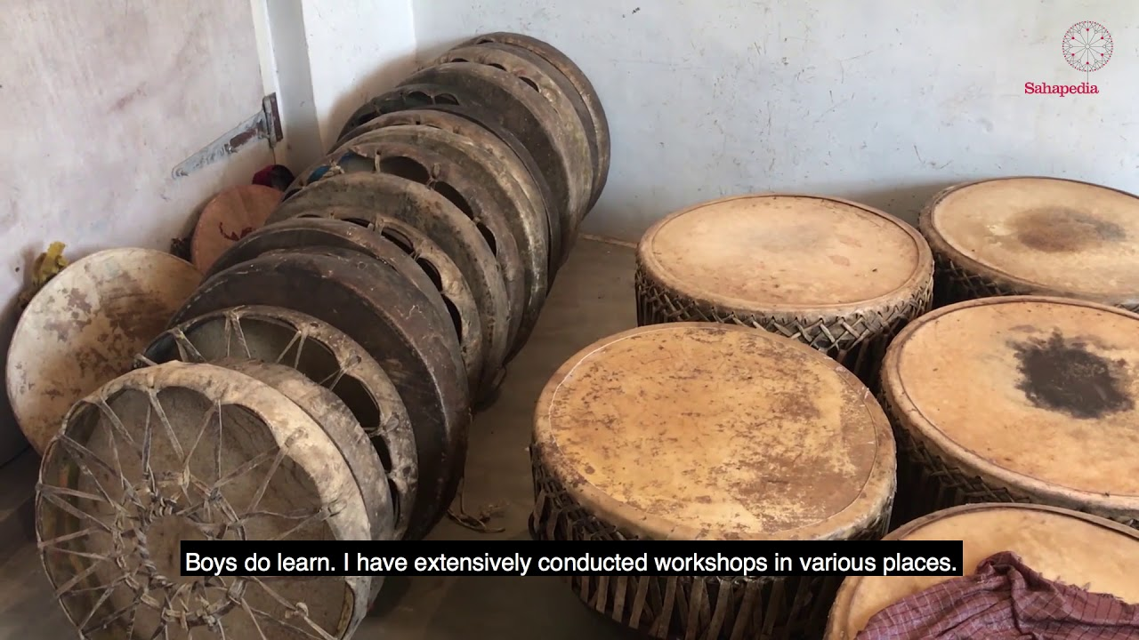 Thamate, Nagaari and Thaarsi: The Folk Percussion Instruments of Karnataka