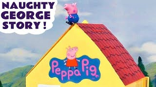 Peppa Pig Play Doh Pocoyo Thomas & Friends Toys Story Naughty George Toy Rescue Kids Play-Doh Pepa