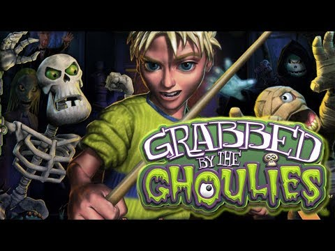 Grabbed By The Ghoulies - Trailer E3 2003