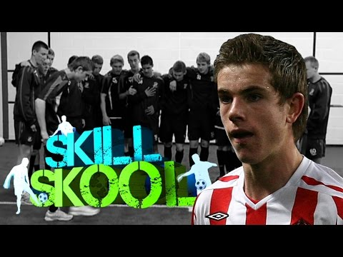 soccer am football - Another chance to see a young Jordan Henderson take on Nathan Luscombe in Skill Skool during their time at Sunderland Academy in May 2008. Subscribe to Sky S...