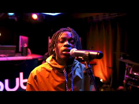Fireboy DML - What If I Say ( Live at the CLOUT Studio )
