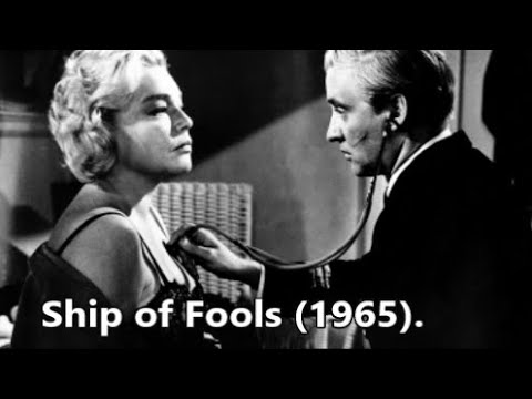 Ship of Fools (1965) movie review.