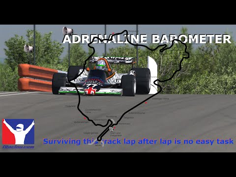 #iRacing #VR - Lotus 79 @ Nürburgring AKA Green Hell