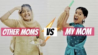 Video Other Moms VS My Mom | Niharika Nm MP3, 3GP, MP4, WEBM, AVI, FLV Maret 2019