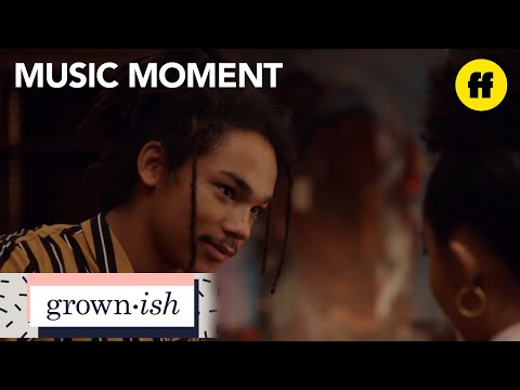 "grown-ish | season 1, episode 13: chloe x halle ""grown"" music 