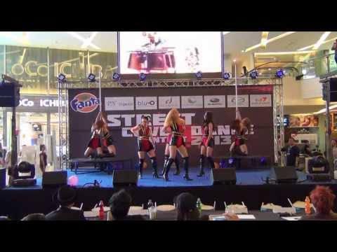 130728 The Titan Cover After School - First Love (pole Dance) @street Cover Dance Contest 2013