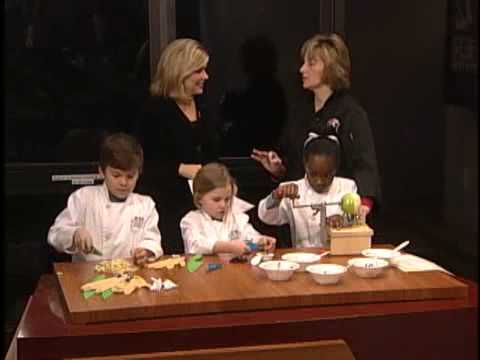 WXII Morning Show: Young Chef Academy