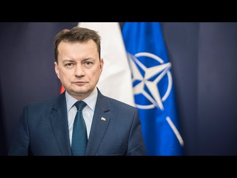 19th Anniversary of Polish Accession to the NATO - the message of Minister M. Błaszczak