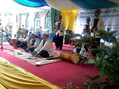 Marawis Al Barkah Ya Asyiqol Musthofa