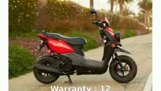 2. 2014 Yamaha Zuma 50F Features