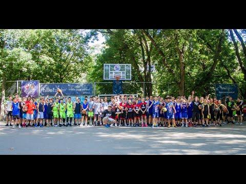 USL 3x3. Street Game Odessa 2020. Day 2