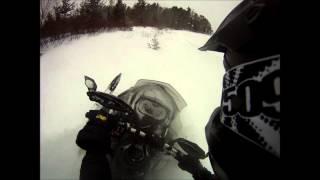 7. 2014 Ski-Doo MXZX 600 etec