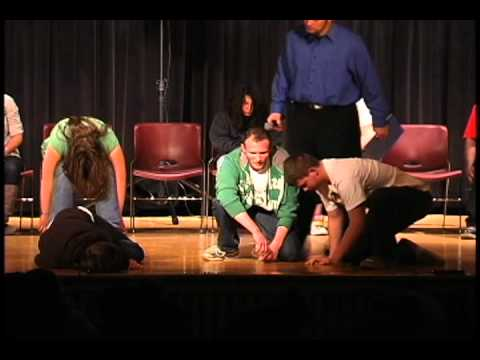 Comedy Hypnosis Show RealityTV Dirty Jobs Skit