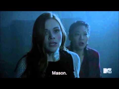 Teen Wolf - 5x20 - The pack defeats Sebastien|Allison saves Scott
