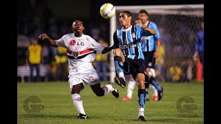 São Paulo 2x1 Grêmio (12/07/2006) - Brasileiro 2006