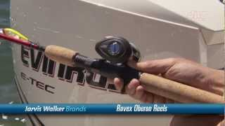 Rovex Oberon Baitcast Reels [VIDEO]