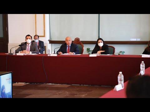 Cabildo H. Ayuntamiento de Tlalnepantla de Baz 17 febrero 2021