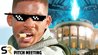 Independence Day Pitch Meeting by Screen Rant