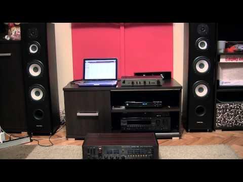 Tonsil Maestro S vs  Radmor 5102, Unitra PW 3015