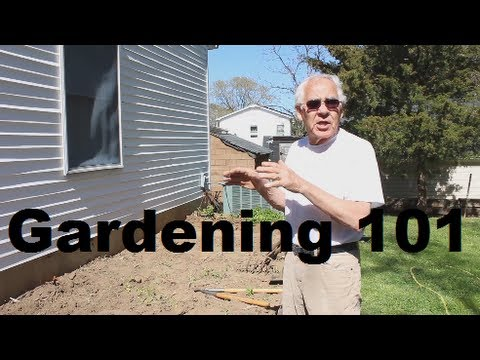 Preparing Your Vegetable Garden Part 1
