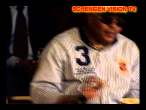 SCHENGEN VISION : JB MPIANA ET JESSY MATADOR