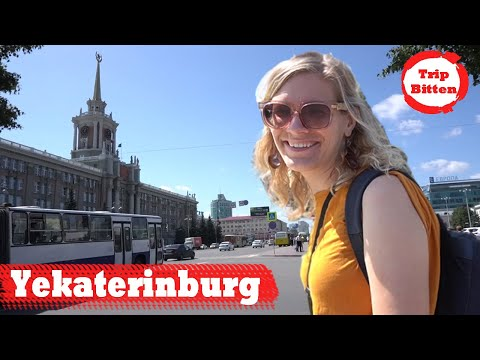 First stop on the Trans-Siberian Train: 24 hours in Yekaterinburg