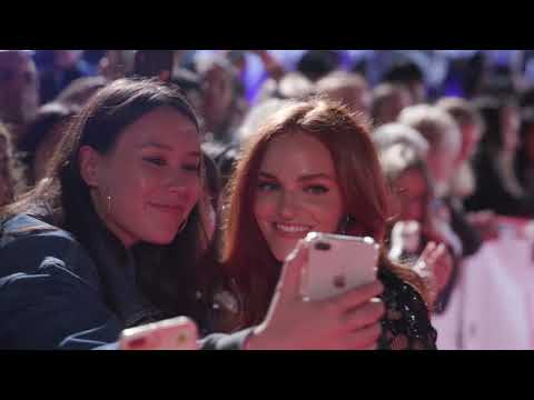 HUSTLERS: MADELINE BREWER RED CARPET ARRIVALS TIFF 2019