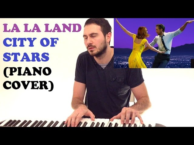 la la land city of stars piano cover free piano sheet. Black Bedroom Furniture Sets. Home Design Ideas
