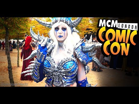 MCM London Comic Con 2017: October :: Cosplay Music Video