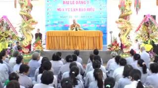Nước Mắt Của Mẹ - ĐĐ Thích Thiện Thuận