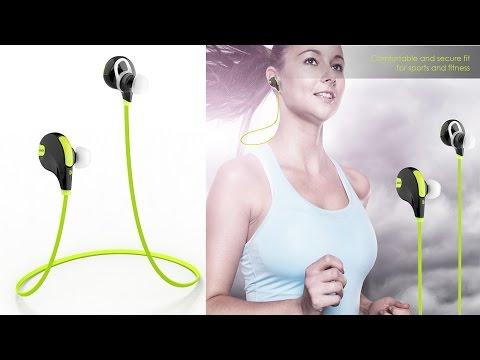 Auricolare: Cuffie Bluetooth  stereo per sport, Aukey®