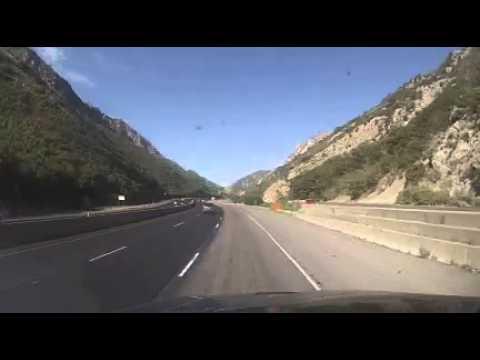Parley's Canyon UT (видео)