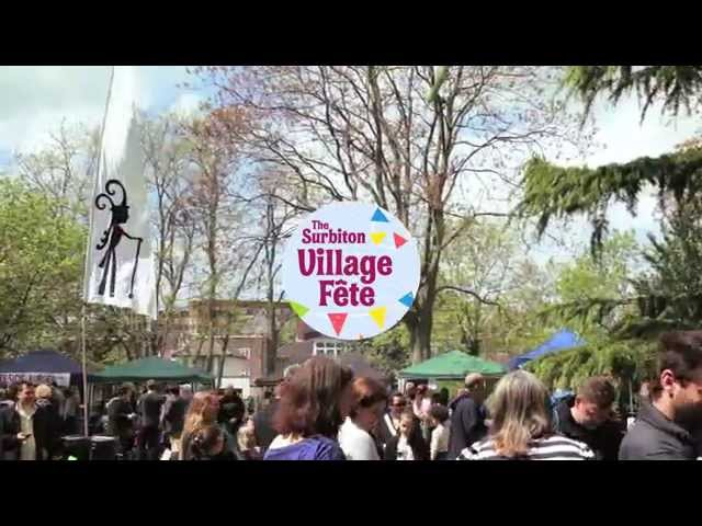 The Village Fete – part of the Surbiton Food Festival