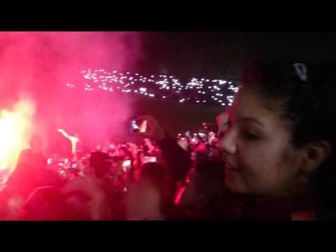 Banderazo Colosal Fecha 12 2016 - La Hinchada Más Popular - Newell's Old Boys