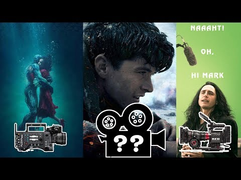 Oscars 2018 | What Camera did the nominated movies film on? RED? FILM? ARRI ALEXA?
