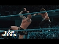 Amazing slow motion footage of Randy Orton vs. AJ Styles: SmackDown LIVE Exclusive, March 7, 2017