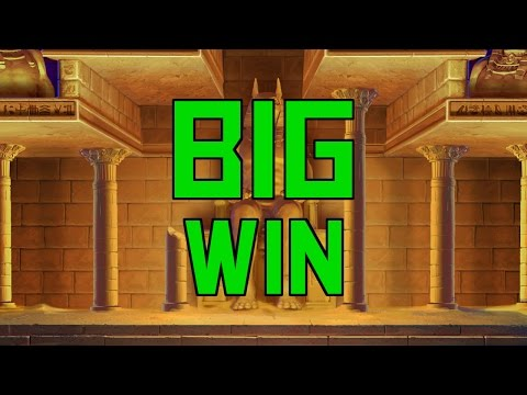 ★ Pyramid: Quest For Immortality ★ BIG WIN !!