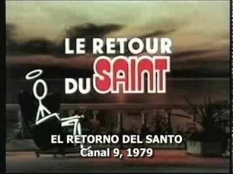 El Retorno del Santo Canal 9, 1979