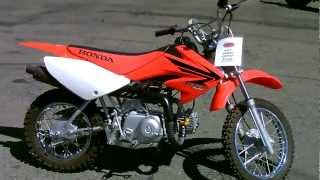 8. Contra Costa Powersports-Used 2007 Honda CRF70F dirtbike