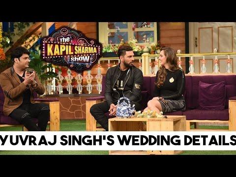 The Kapil Sharma Show | Yuvraj Singh Reveals His W
