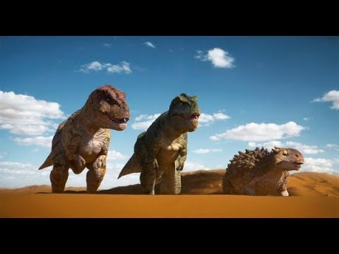 Dino King 3D: Journey to Fire Mountain (2018)Trailer