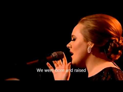 Video Adele Someone like you OFFICIAL VIDEO LYRICS HD Live from Brit Awards 2011 download in MP3, 3GP, MP4, WEBM, AVI, FLV January 2017
