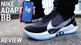 Nike ADAPT EARL BB Unboxing, Review & On Feet